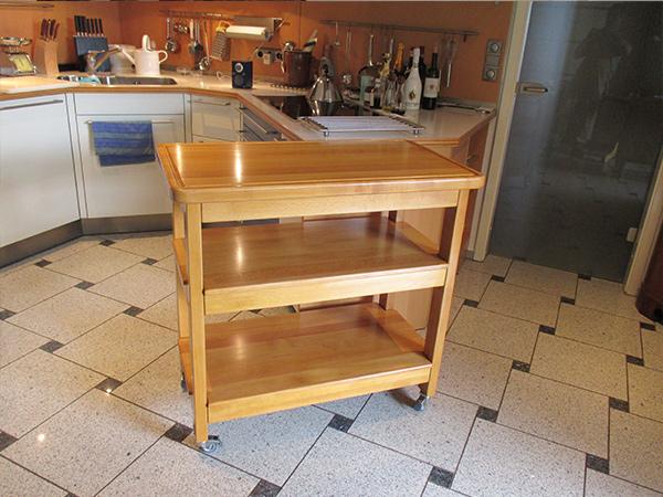 Küche Beistelltisch | Icnib
