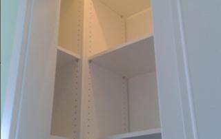 Kleiner Abstellraum Ausbau